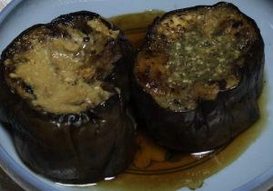 茄子の料理(田楽)